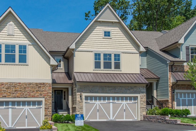 Exterior featured in the Wildwood By Pulte Homes in Morris County, NJ