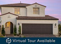 Saffron - Ashcroft at North Ranch: North Las Vegas, Nevada - Pulte Homes