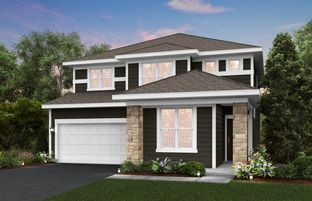 Park Place - The Grove at Beulah Park: Grove City, Ohio - Pulte Homes