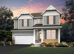 Woodward - The Grove at Beulah Park: Grove City, Ohio - Pulte Homes