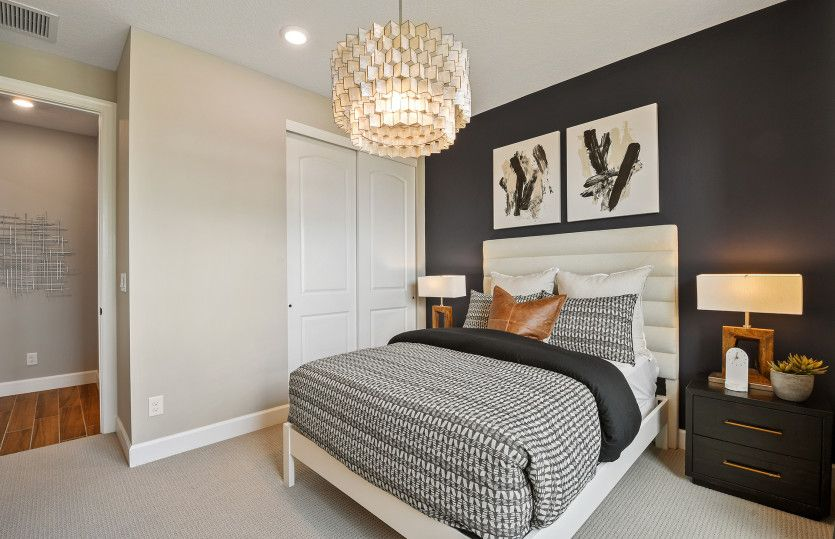 Bedroom featured in the Palmary By Pulte Homes in Cleveland, OH