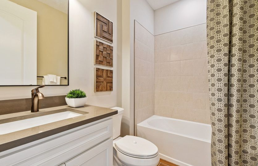 Bathroom featured in the Palmary By Pulte Homes in Cleveland, OH