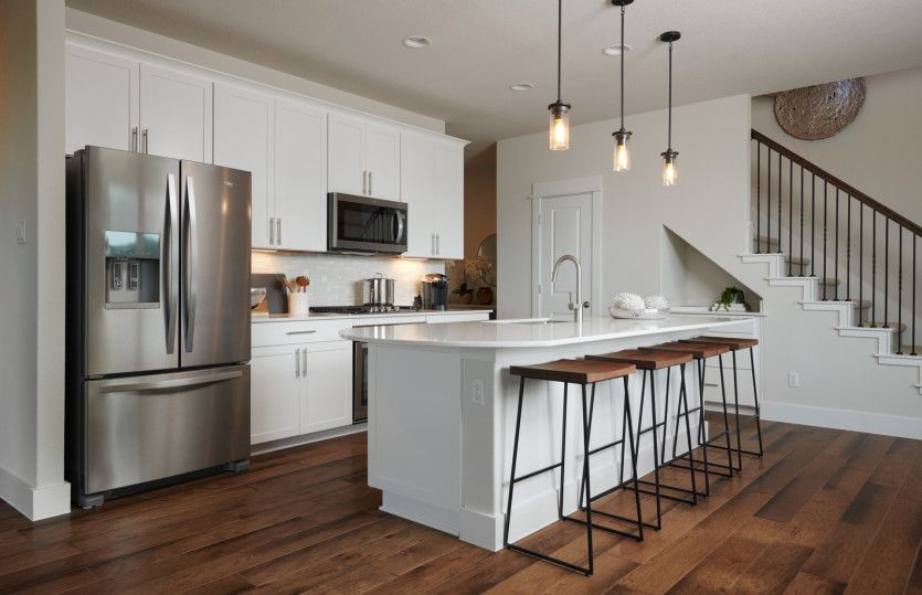 Kitchen featured in the Nelson By Pulte Homes in Houston, TX