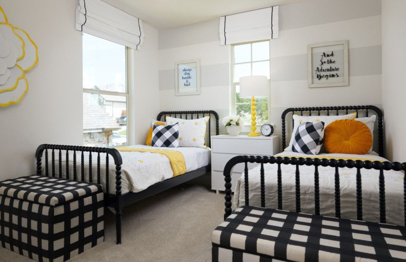 Bedroom featured in the Nelson By Pulte Homes in Houston, TX