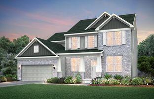 Hilltop - Oakcrest: McCordsville, Indiana - Pulte Homes