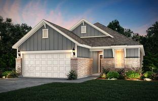Barrett - Hidden Oak: Georgetown, Texas - Pulte Homes