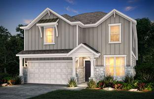Hamilton - Hidden Oak: Georgetown, Texas - Pulte Homes