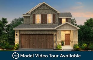 Harrison - Legends Crossing: Irving, Texas - Pulte Homes