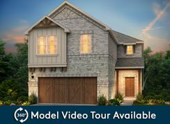 Rybrook - Legends Crossing: Irving, Texas - Pulte Homes