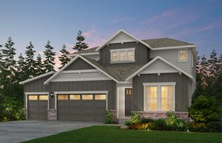 Ellensburg - Glenmore: Lake Stevens, Washington - Pulte Homes