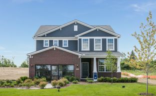 Bella Vista by Pulte Homes in Ann Arbor Michigan