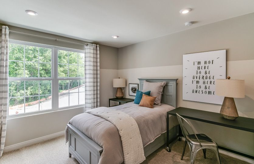 Bedroom featured in the Ashton By Pulte Homes in Ann Arbor, MI