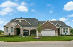Abbeyville with Basement - Hillcrest: Clinton Township, Michigan - Pulte Homes
