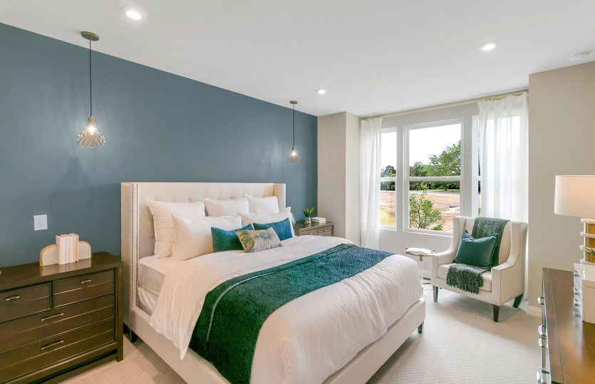 Bedroom featured in the Bayport By Pulte Homes in Ann Arbor, MI