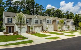 The Avenue at White Oak by Pulte Homes in Raleigh-Durham-Chapel Hill North Carolina