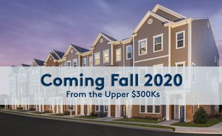 Somerville Station by Pulte Homes in Somerset County New Jersey