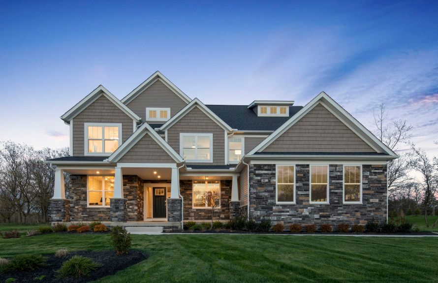 'The Trails at Redwood Falls' by Pulte Homes - Ohio - Cleveland in Cleveland