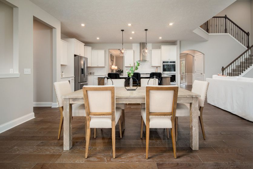 Living Area featured in the Deer Valley By Pulte Homes in Cleveland, OH