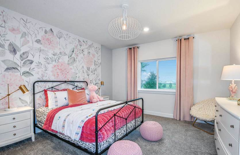 Bedroom featured in the Easley By Pulte Homes in Orlando, FL