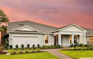 Easley Grand - Isles of Lake Nona: Orlando, Florida - Pulte Homes