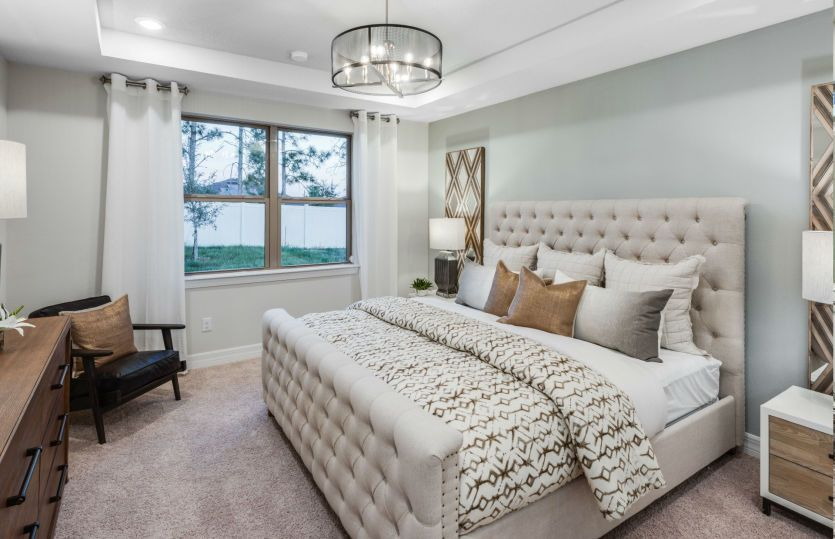Bedroom featured in the Ashby By Pulte Homes in Orlando, FL