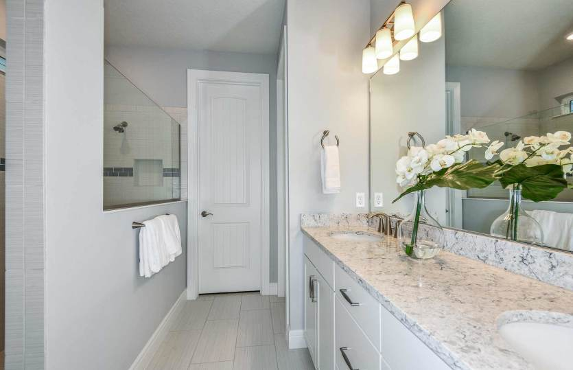 Bathroom featured in the Easley By Pulte Homes in Orlando, FL