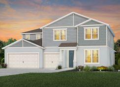 Oakhurst - Live Oak Lake: Saint Cloud, Florida - Pulte Homes