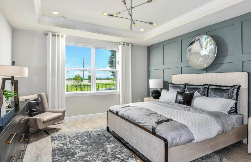 Bedroom featured in the Ashby Grand By Pulte Homes in Orlando, FL