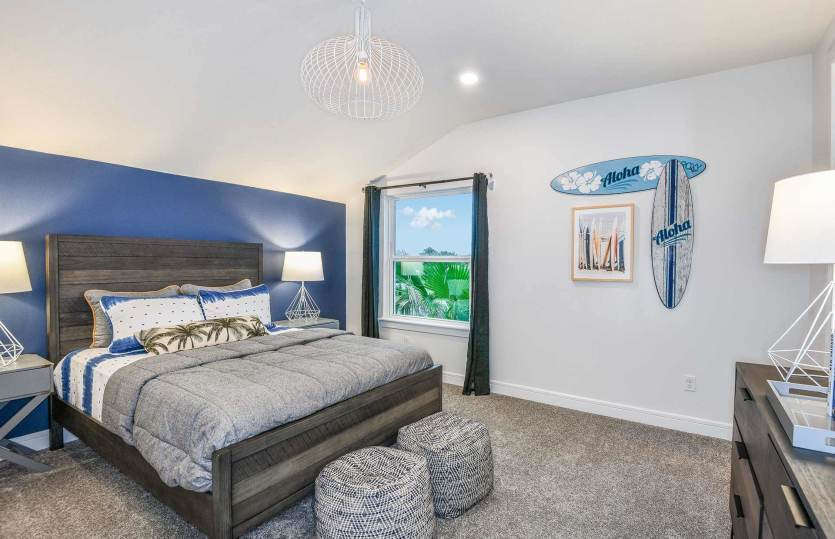 Bedroom featured in the Easley Grand By Pulte Homes in Orlando, FL