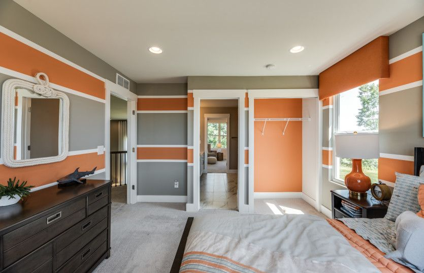 Bedroom featured in the Woodside By Pulte Homes in Detroit, MI