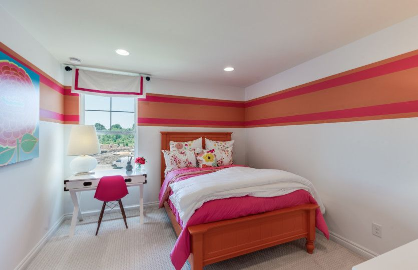 Bedroom featured in the Deer Valley By Pulte Homes in Detroit, MI