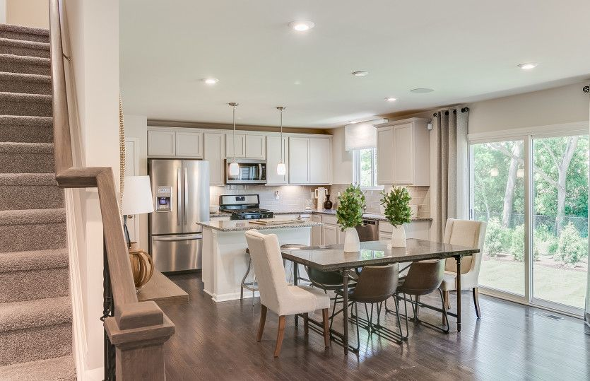 Kitchen featured in the Aspire By Pulte Homes in Detroit, MI