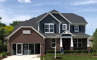 Huntington Woods by Pulte Homes in Ann Arbor Michigan