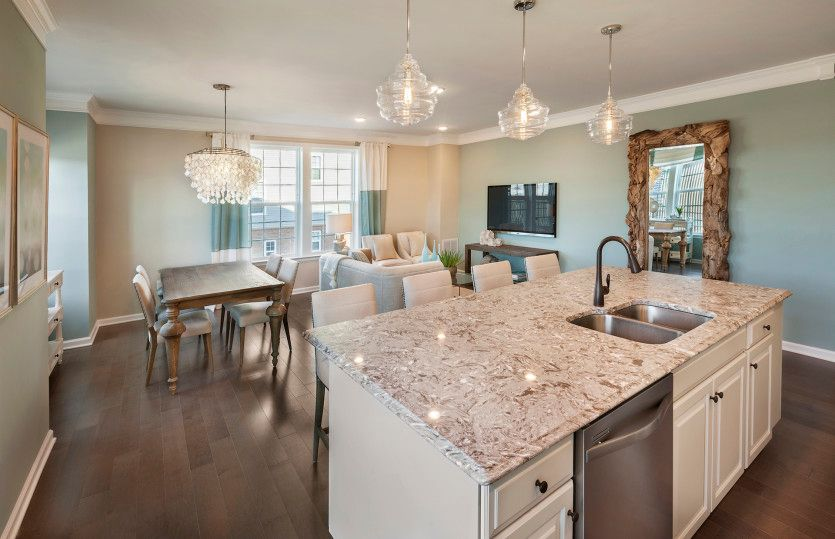 Living Area featured in the Greenwich By Pulte Homes in Bergen County, NJ
