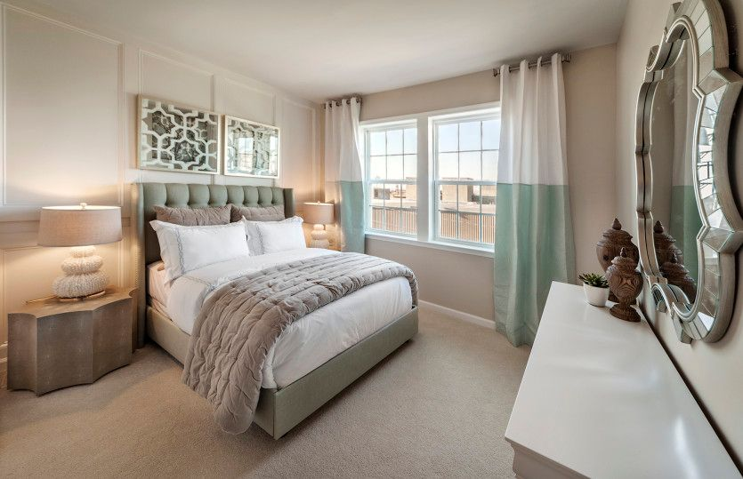 Bedroom featured in the Greenwich By Pulte Homes in Bergen County, NJ