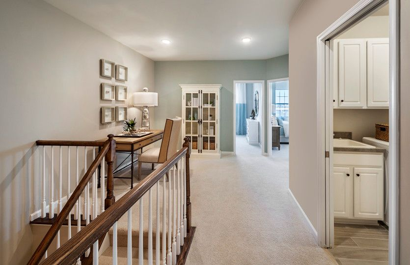Living Area featured in the Greenwich By Pulte Homes in Somerset County, NJ