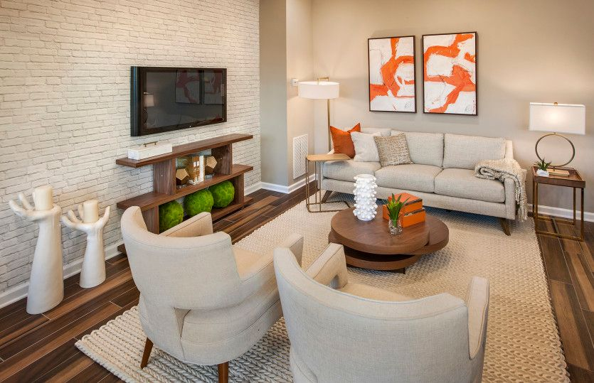 Living Area featured in the Union By Pulte Homes in Bergen County, NJ