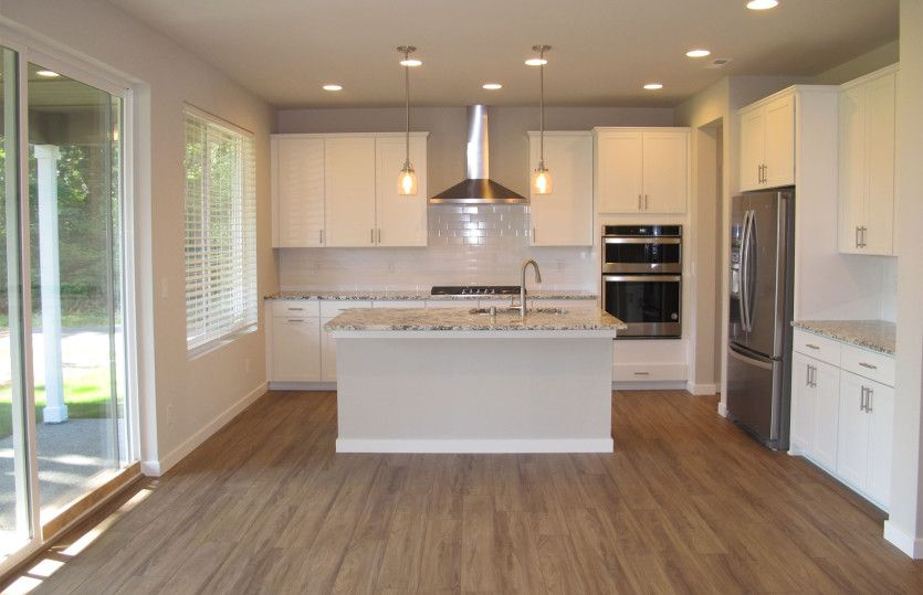 Kitchen featured in the Westport By Pulte Homes in Tacoma, WA