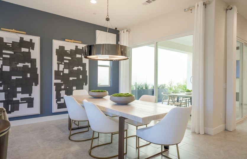 Living Area featured in the Plan 2 By Pulte Homes in Orange County, CA