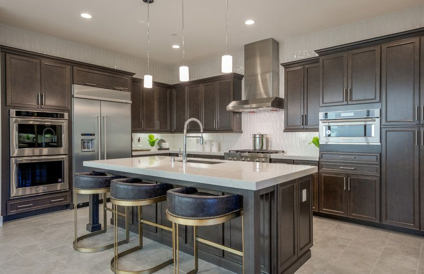Kitchen featured in the Plan 2 By Pulte Homes in Orange County, CA