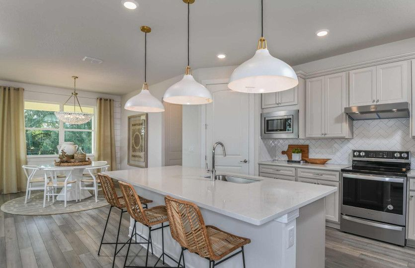 Kitchen featured in the Mystique Grand By Pulte Homes in Tampa-St. Petersburg, FL