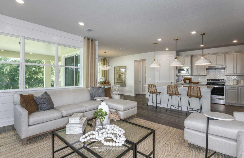 Living Area featured in the Mystique Grand By Pulte Homes in Tampa-St. Petersburg, FL