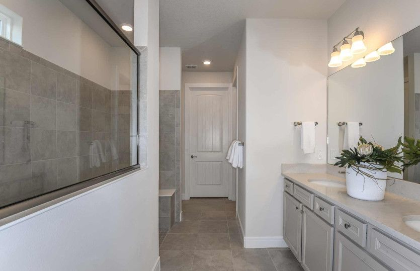 Bathroom featured in the Mystique Grand By Pulte Homes in Tampa-St. Petersburg, FL