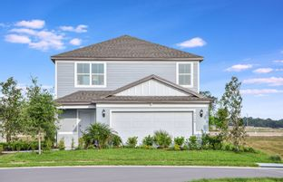 McNair - Epperson: Wesley Chapel, Florida - Pulte Homes