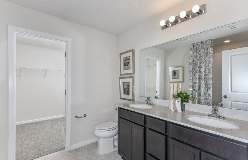 Bathroom featured in the Morris By Pulte Homes in Tampa-St. Petersburg, FL
