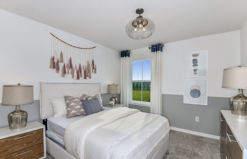 Bedroom featured in the Morris By Pulte Homes in Tampa-St. Petersburg, FL