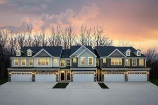 Ashton - Parkway Crossing: Westlake, Ohio - Pulte Homes