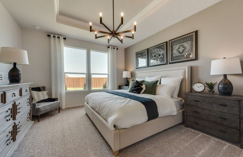Bedroom featured in the Eastgate By Pulte Homes in Fort Worth, TX