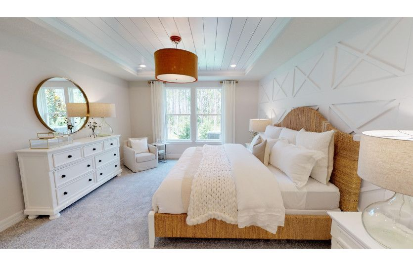 Bedroom featured in the Rosemont By Pulte Homes in Hilton Head, SC