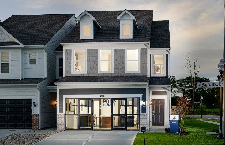 'Towns at Avalon North' by Pulte Homes - Indiana - Indianapolis in Indianapolis